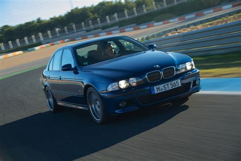 Photoshoot With The Bmw E39 M5