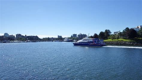Ferry Boat From Seattle To Victoria by Discover Victoria Harbor In British Columbia Gr8 Travel Tips