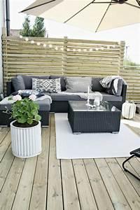 Terrassengestaltung Kleine Terrassen : sch ne terrassengestaltung den au enbereich zur geltung kommen lassen ~ Markanthonyermac.com Haus und Dekorationen