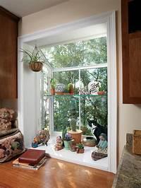 window decorating ideas Garden Window Decorating Ideas to Brighten Up Your Home