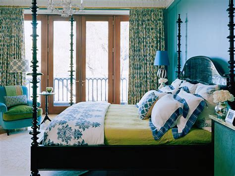 Obsessed With Blue & Green-the Decorologist