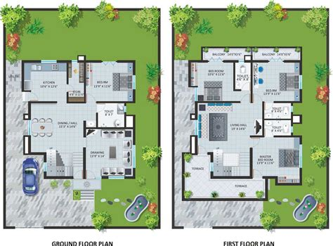 Modern Bungalow House Designs And Floor Plans Type