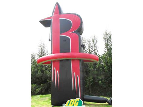 Inflatable Boats Houston by Australia Houston Rockets Inflatable Logo For Sale