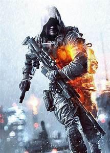 Assassin's Creed  Battlefield 4 mix image - Humor, satire ...