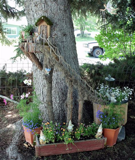 Gnome Homes For Gardens best 25 large garden ideas on diy
