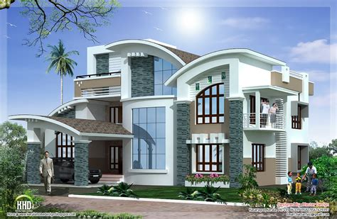 Modern Mix Luxury Home Design