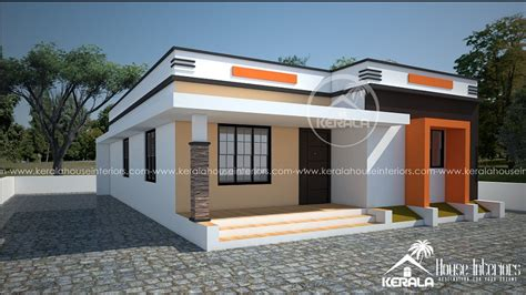 house plans and design contemporary house plans with 668 square single floor contemporary home design