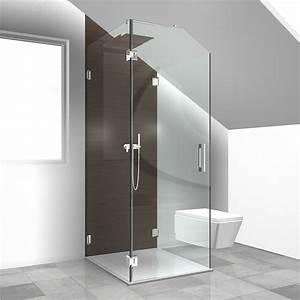 Dusche In Dachschräge Einbauen : sonderl sungen duschabtrennung dachgeschoss duschabtrennung ~ Markanthonyermac.com Haus und Dekorationen