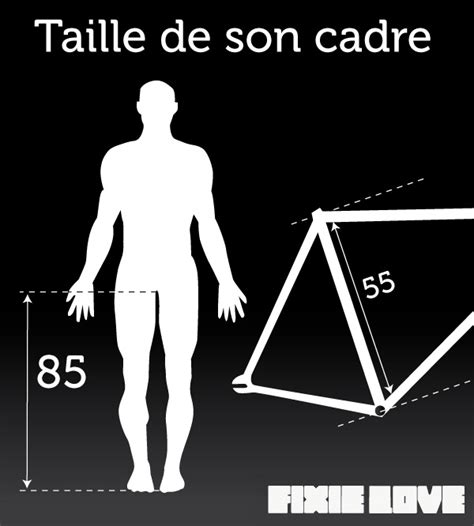comment choisir taille velo route