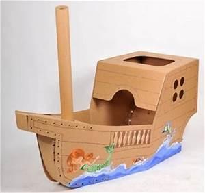 Karton Pappe Kaufen : ein pirat braucht ein schiff und wenn s aus pappe ist mommies use side door ~ Markanthonyermac.com Haus und Dekorationen