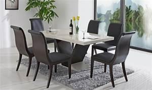 Weißer Esstisch Mit Stühlen : den passenden esstisch finden 5 varianten ~ Markanthonyermac.com Haus und Dekorationen