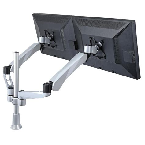 dual stand monitor stand lcd mount monitor arm
