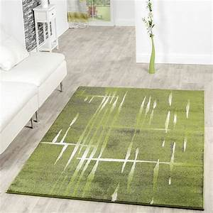 Teppich Wohnzimmer Grau : moderner wohnzimmer teppich matrix design kurzflor meliert gr n grau creme moderne teppiche ~ Markanthonyermac.com Haus und Dekorationen