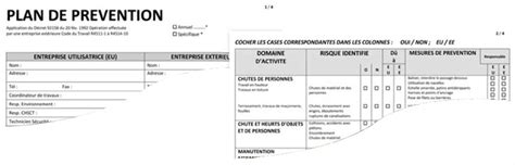 camira formation plan de pr 233 vention