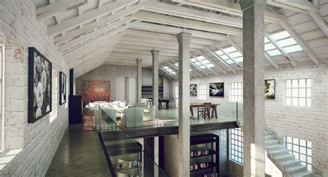 Industrial Home Style : Industrial Lofts