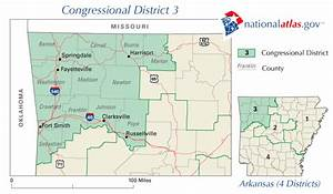 Springdale, AR Congressional District and US Representative