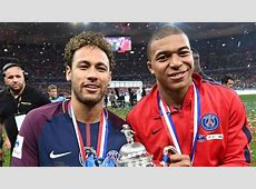Neymar and Kylian Mbappe want to stay at PSG, says Luis