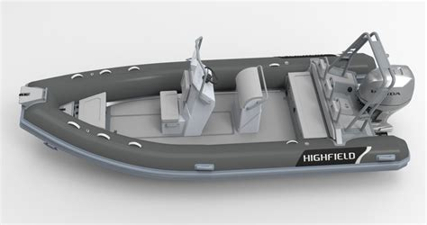 Inflatable Boats Canada by Highfield Boats Aluminium Rigid Inflatable Boats