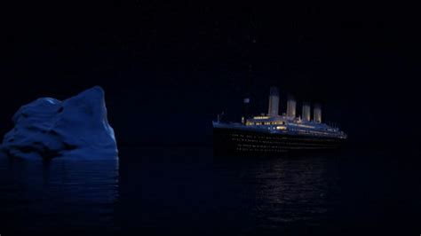 Titanic Sinking Animation 3d by I Survived The Sinking Of The Titanic Thespec
