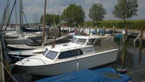 Motorboot Met Trailer Te Koop by Motorboot Weekendkruizer Advertentie 696607