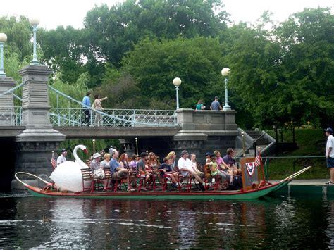 Swan Boats Boston Public Garden by Swan Boats Boston New England Pinterest