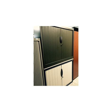 armoire basse monobloc a rideaux planet office le sp 233 cialiste du mobilier de bureau neuf et