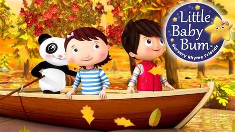 Youtube Row Your Boat Nursery Rhyme by Row Row Row Your Boat Part 3 Nursery Rhymes By