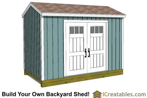 material list for 8x12 shed plans guide