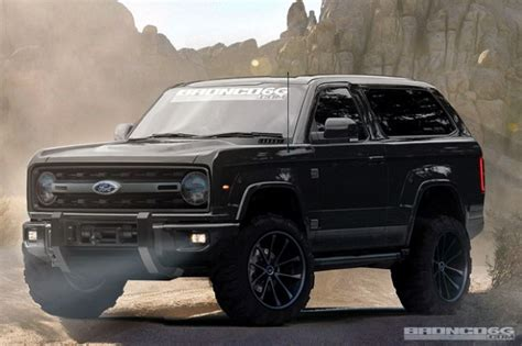 2020 Ford Bronco Release Date, Facts, Rumors, Interior