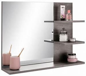 Regal Mit Spiegel : trendteam spiegel miami mit ablage online kaufen otto ~ Markanthonyermac.com Haus und Dekorationen