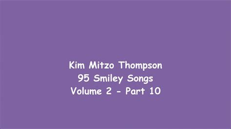 95 Smiley Songs Volume Two (part 10