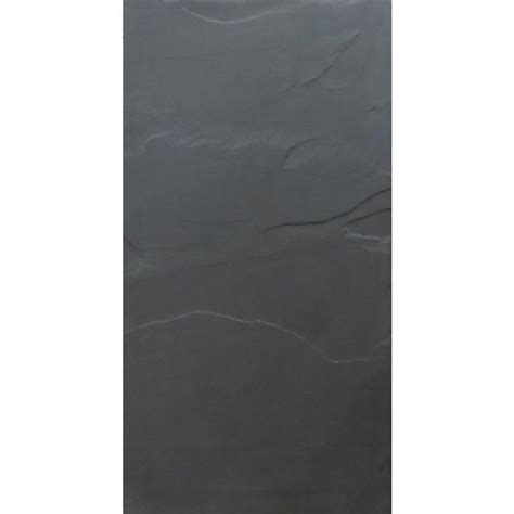 lowes rectangular charcoal slate tile kitchens