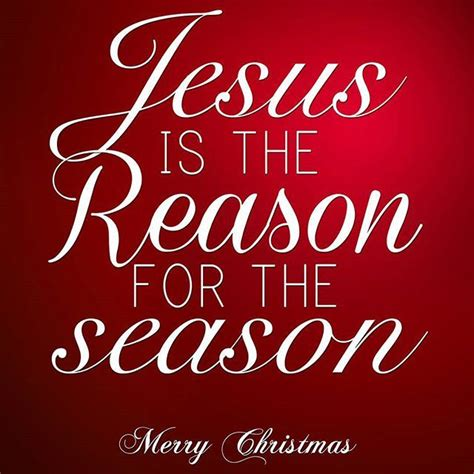 Jesus Is The Reason Merry Christmas Pictures, Photos, And