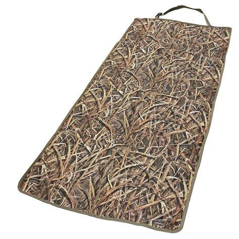 mud river ducks unlimited blades camo shotgun seat