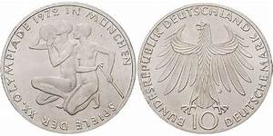 Dm Geschenkkarte Wert : 10 dm m nze olympiade 1972 sportlergruppe ~ Markanthonyermac.com Haus und Dekorationen