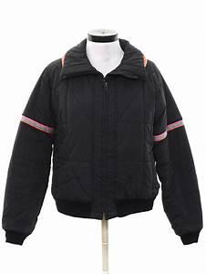80s Vintage Obermeyer Jacket: 80s -Obermeyer- Womens black ...