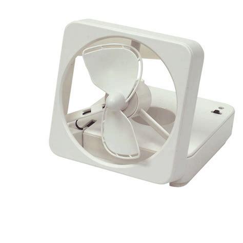 miniature personal desk fan battery operated