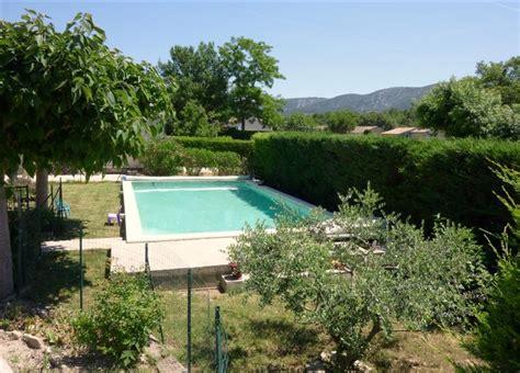 ventes a vendre a opp 232 de maison de plain pied 3 chambres tr 232 s vue sur luberon piscine