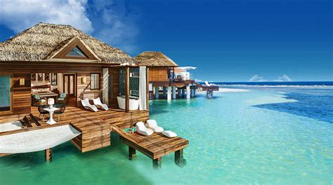 Sandals Adding More Overwater Bungalows In The Caribbean
