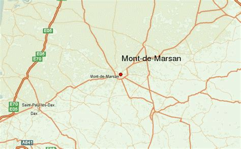 guide urbain de mont de marsan