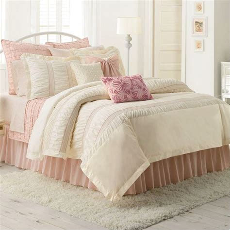 lc conrad for kohl s bedding set sweet dreams comforter kohls and