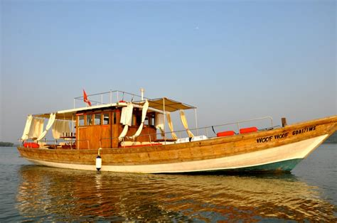 Goa Boat Party by Goa Classic Boat Party Sun Set Cruise Boat Rental