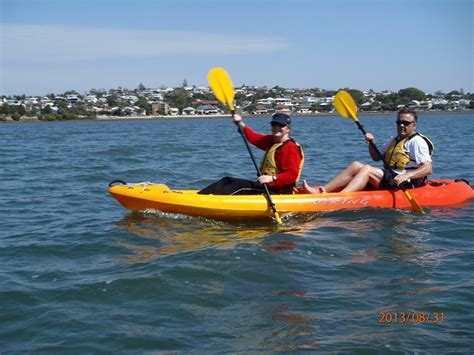 Catamaran Hire Manly by Jetty Kayak Manly Harbour Brisbane