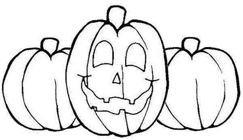 Jack O'lantern (halloween Pumpkins) Coloring Pages
