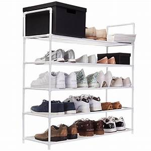 Schuhschrank 30 Paar Schuhe : schuhregal schmal ~ Markanthonyermac.com Haus und Dekorationen