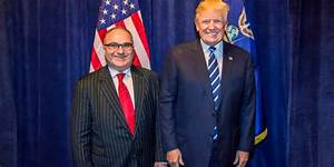 How a convicted pedophile got his picture taken with Trump ...