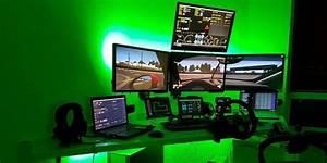Gaming Zimmer Ideen : die krassesten schreibtische und gaming zentralen erinnerung ~ Markanthonyermac.com Haus und Dekorationen