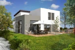 maison quevert plan de maison moderne par archionline