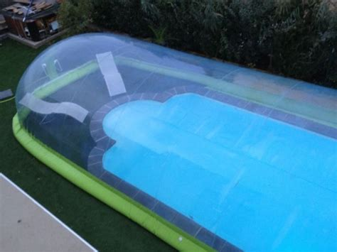 piscine bulle gonflable