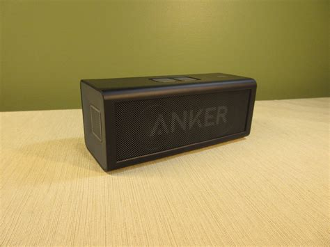 Anker Bluetooth Speaker by Anker A7909 Bluetooth Speaker Review Technically Well